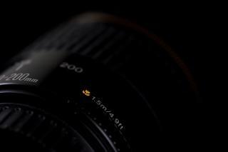 Макрос спецификации на 200 мм объектив