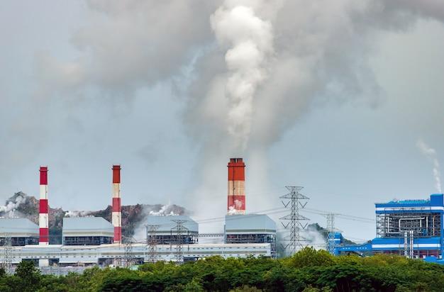 メーモー鉱山はタイで石炭火力