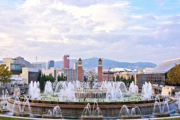 매직 분수, 바르셀로나, 스페인