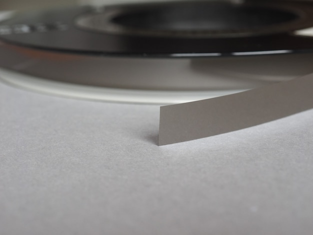 磁気テープリール
