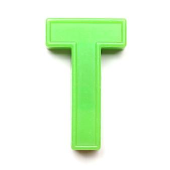 Магнитная заглавная буква t