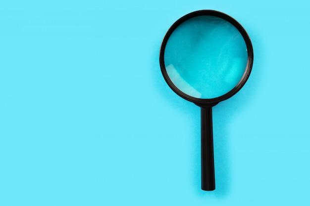 Увеличительное стекло. инструмент поиска.
