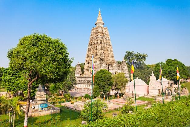 Mahabodhi寺院、bodhgaya