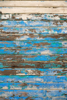 Mahahual caribbean wood painted walls