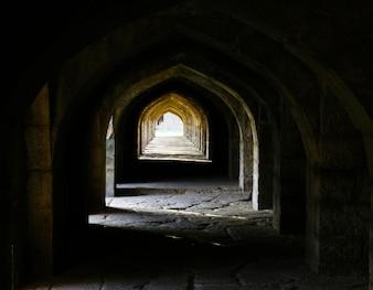 Mahal tunnel king shiva palace