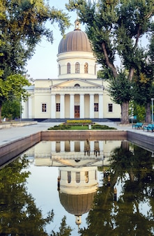 Main cathedral in chisinau