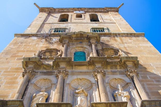 ポルトガル、トッレデモンコルボのメイン教会
