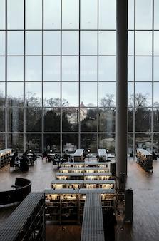 Главная библиотека в мальмё
