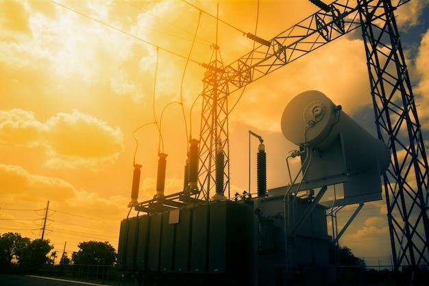 Main power plant energy ideas and energy saving