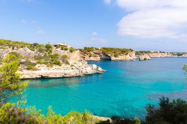 Majorca cala llombards santanyi beach mallorca