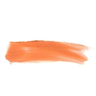 Макияжная основа bb-кремовый смазать пудрой кремово-белого цвета.
