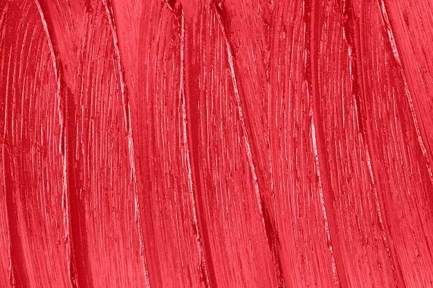 Makeup creamy backdrop liquid beauty cream close up red lipstick smear smudge sample texture