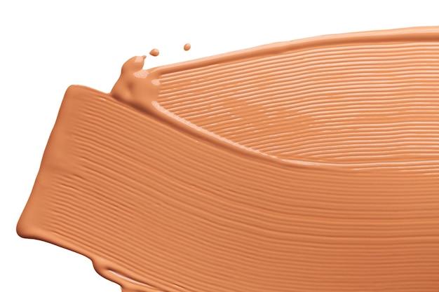Makeup foundation bb cream smudge cream powder texture background