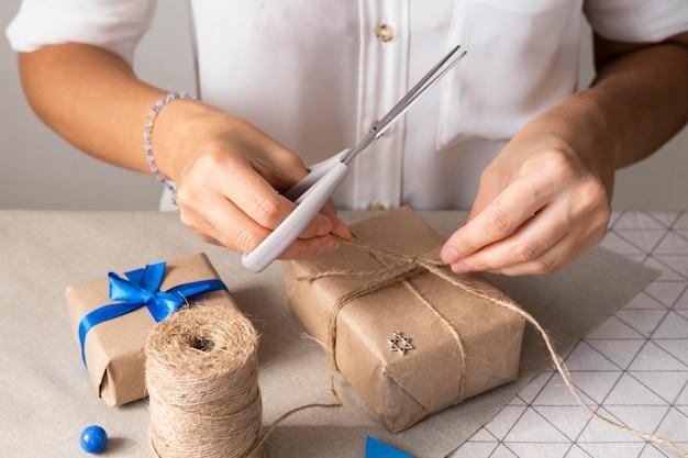 Создание подарка в традиционном еврейском стиле хануки