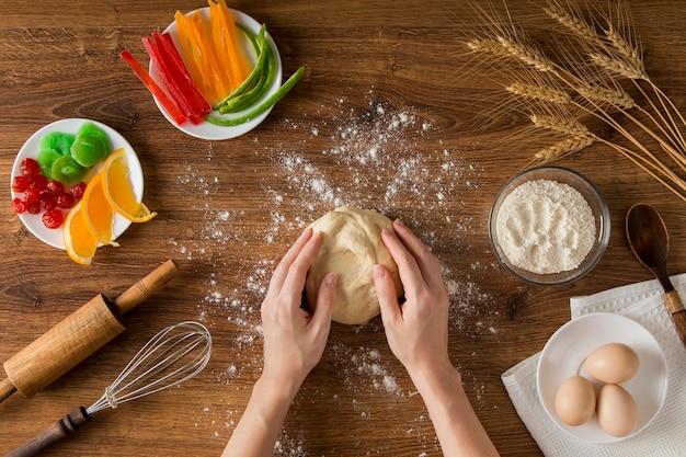 Preparare un dolce epifania fatto in casa