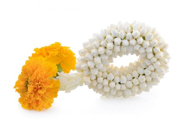 マライタイの伝統的なスタイルの花