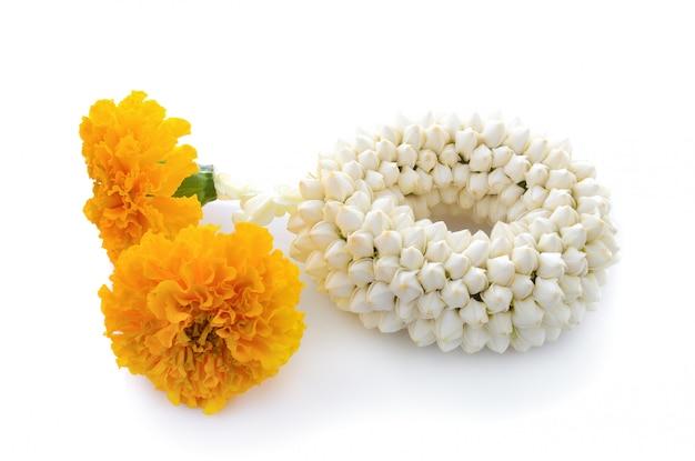 Malai цветок в стиле тайской традиции