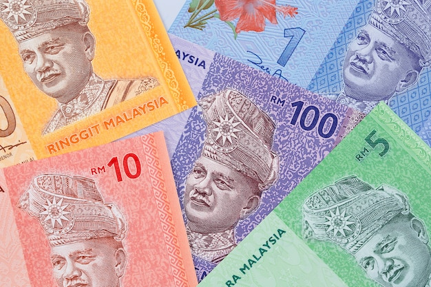 Malaysian money a background