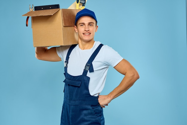 Доставка мужского посылок получателю, бесконтактная оплата и получение товара