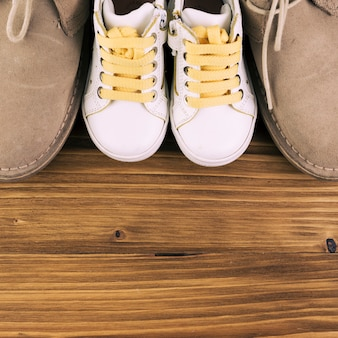 Male and kid boots