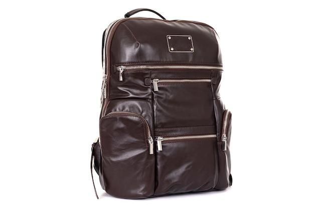 Мужской кожаный дорогой портфель