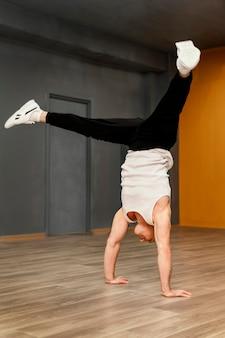 남성 공연 breakdance