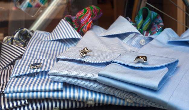 Male shirts