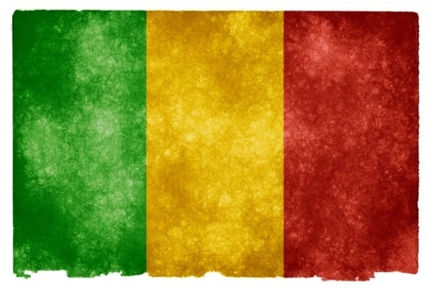 Мали гранж флаг