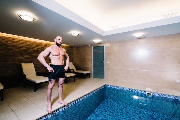 Mannear swimming pool