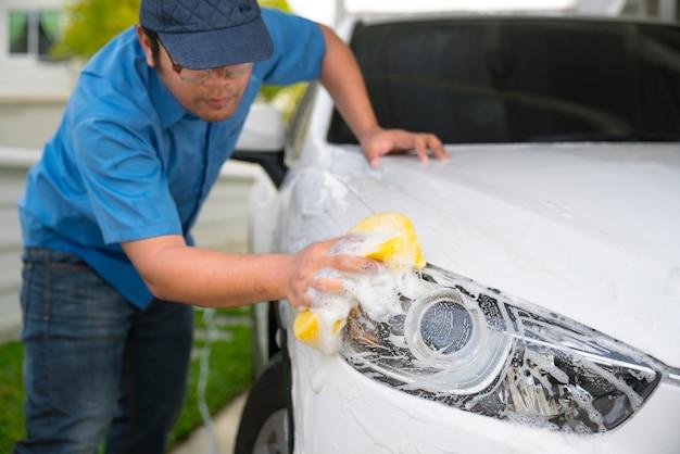 Мужские рабочие стиральные диски для легковых автомобилей на автомойке