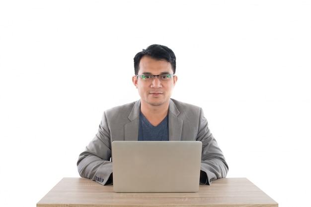 マネージャーの職務技術デスク