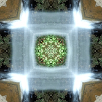 Mandala, kaleidoscope , design pattern abstract background
