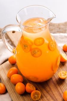 Mandarin juice