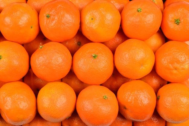 Мандарин оранжевый фон.
