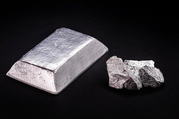망간 너겟 및 잉곳, 금속 합금 제조, 강철 생산 또는 구리, 아연, 알루미늄, 주석 및 납 합금에 사용되는 금속