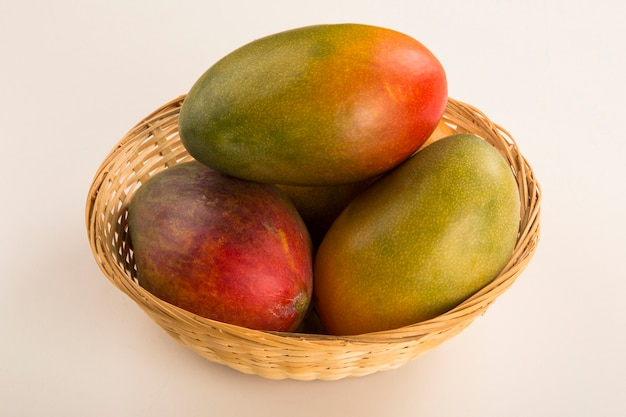 Mango. fresh fruits