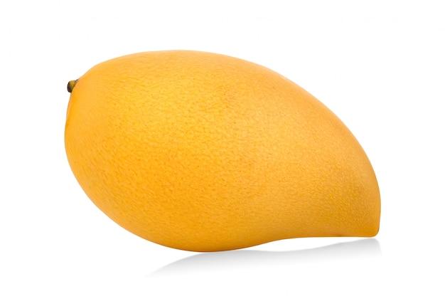 分離されたマンゴー