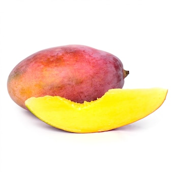 Mango on the table
