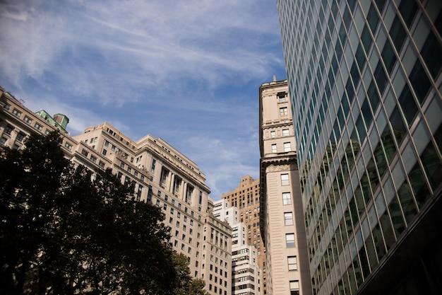 Манхэттен зданий