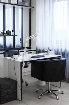 Manicure nail master office desktop