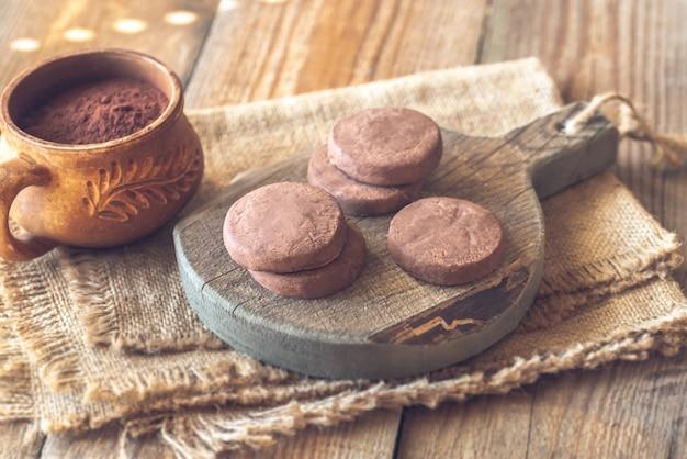Mantecados-スペインのもろいクッキーの種類