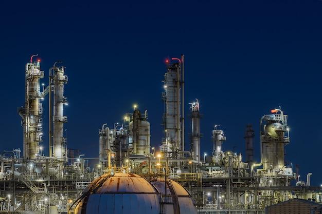 석유 및 가스 정제 산업용 제조