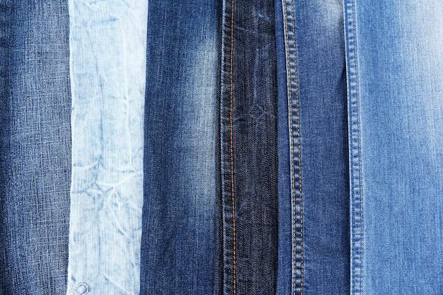 Many jeans