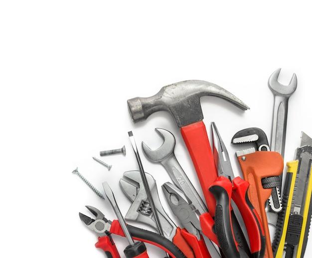 Many tools isolated