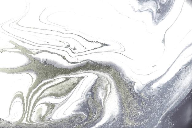 Мрамор абстрактный акриловый светлый фон природа серый произведение искусства текстура
