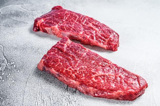 霜降り牛デンバーステーキ