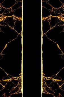 大理石模様のテクスチャ背景。 agoldのコンセプト。