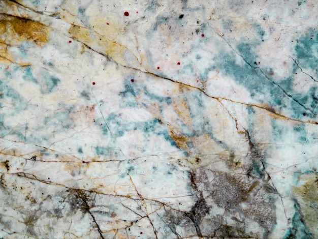 Marble sheet for interior floor of furniture