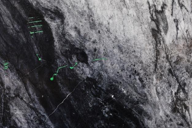 大理石の質感をクローズアップ