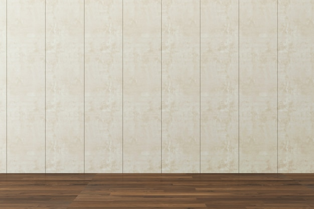 Marble wall texture background wood floor